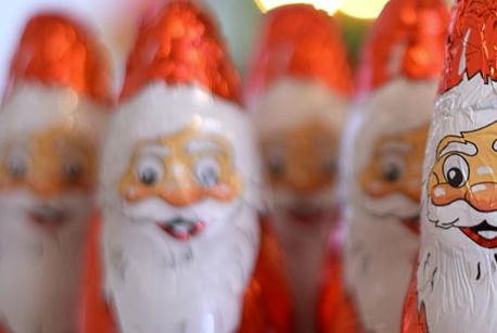 Zlagani Božiček, lažnivi odrasli in nalagani otroci