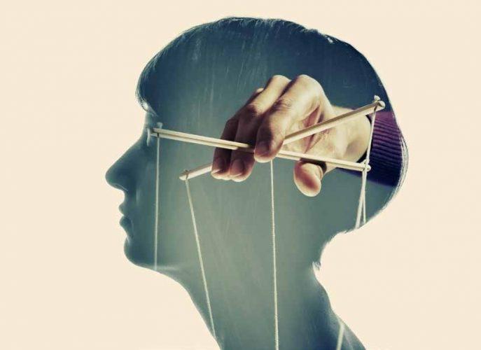 Od slepila do individuacije in posvečenja