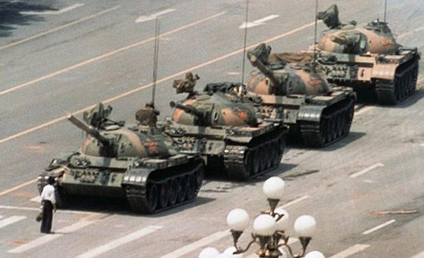 25. obletnica neznanega protestnika